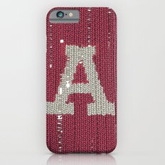 Winter clothes II. Letter A Slim Case iPhone 6s