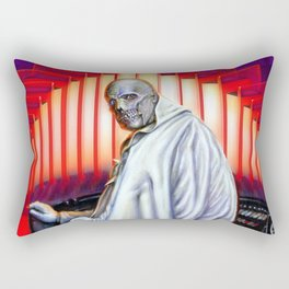 Dr. Phibes Vincent Price horror movie monsters Rectangular Pillow
