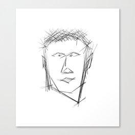 Neanderthal Canvas Print