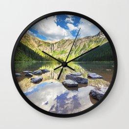 Landskape Wall Clock