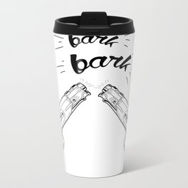 bark Metal Travel Mug