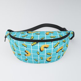 80s mac and cheese Fanny Pack