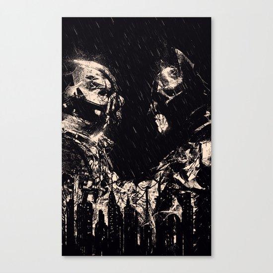 VERSUS Canvas Print