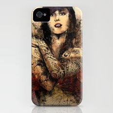 Kat Von D iPhone (4, 4s) Slim Case