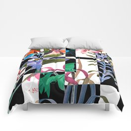 GEOMETRIC ABSTRACT PATTERN Comforters