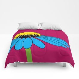 The ordinary Coneflower Comforters