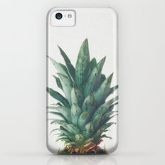 Pineapple Top iPhone 5c Slim Case