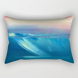 Serenity Dream 2 by Kathy Morton Stanion Rectangular Pillow