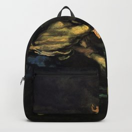 Paul Cezanne - The Murder - Digital Remastered Edition Backpack