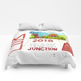 2018 MSU Game Day - The Junction Comforters