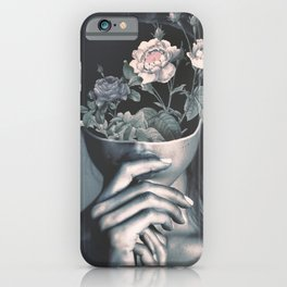 inner garden iPhone Case