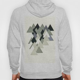 French Alps at Dusk Hoody