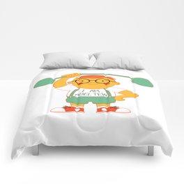 Abel Tew Year 01 Comforters