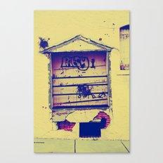 Patsy  Canvas Print