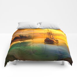 The Bay Comforters