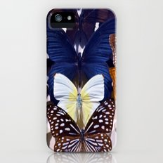 Farfalle II Slim Case iPhone (5, 5s)