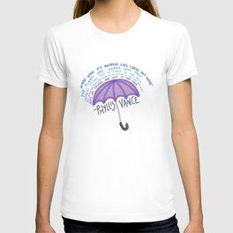Phyllis Rain Cliches T-shirt