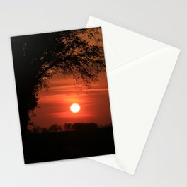 Good Morning 7am Stationery Cards