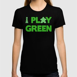 Show Your Game Color - Green T-shirt