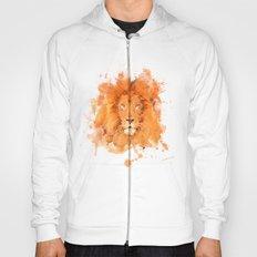 Splatter Lion Hoody