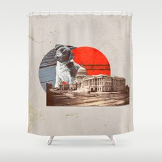 The NSA's New Tactic  Shower Curtain