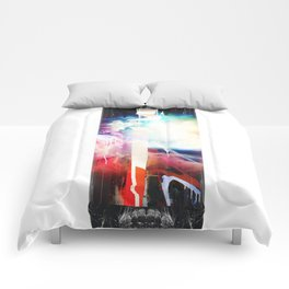 Death By Numbers Comforters