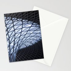King's Cross, London Stationery Cards