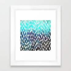 connections 4 Framed Art Print