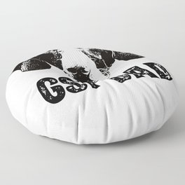 GSP Dad German Shorthaired Pointer Floor Pillow