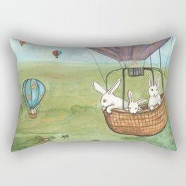 Balloon Day Rectangular Pillow