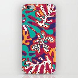 Matisse Pattern 009 iPhone Skin