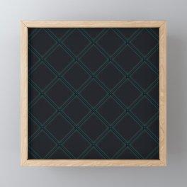 Power Grid Framed Mini Art Print