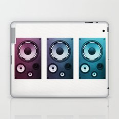 Stereo Sound Laptop & iPad Skin