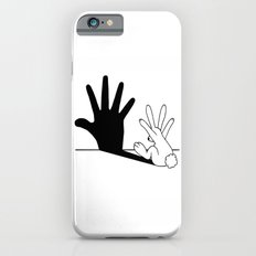 Rabbit Hand Shadow Slim Case iPhone 6