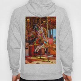Have a ride on the merry-go-round Hoody