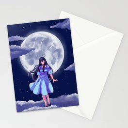 Moon Girl 2 Stationery Cards