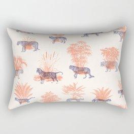 Where they Belong - Tigers Rectangular Pillow