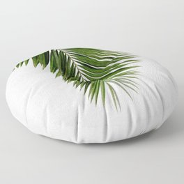 Palm Leaf I Floor Pillow