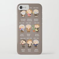 science iPhone & iPod Cases featuring science by Alapapaju