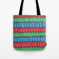 Pattern Doodle Four Tote Bag