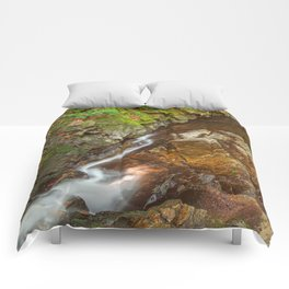 Chesterfield Gorge Stream Comforters