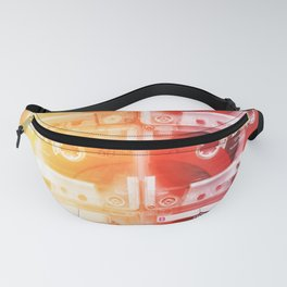 Cassette in group#exposure#film#effect Fanny Pack