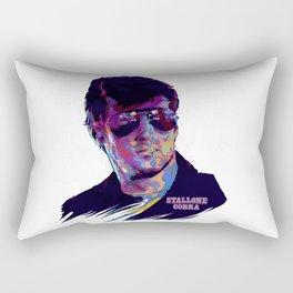 SYLVESTER STALLONE: BAD ACTORS Rectangular Pillow