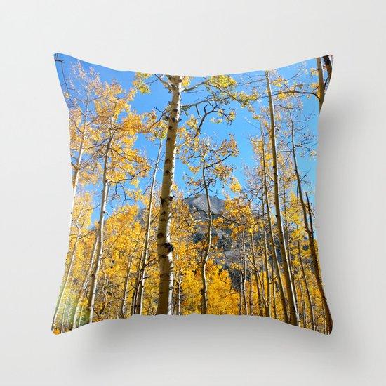 Enchiladas in the Trees 2 Throw Pillow