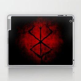 Black Marked Berserk Laptop & iPad Skin