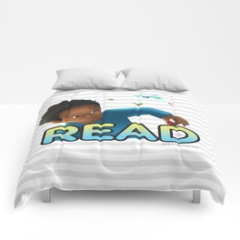 Read With Dylan! Comforters