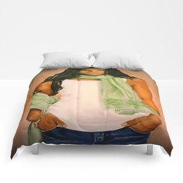 Ambassador Liya Comforters