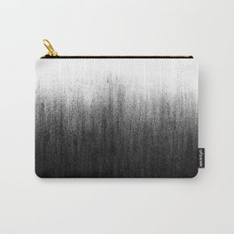 Charcoal Ombré Carry-All Pouch