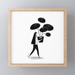 Fifi Framed Mini Art Print