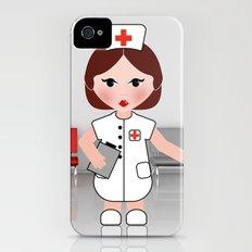 Jobs serie: the nurse Slim Case iPhone (4, 4s)